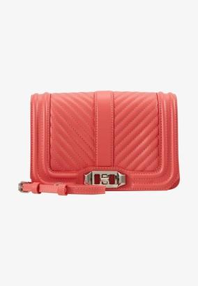 Rebecca Minkoff Small Love Crossbody Bag Pink