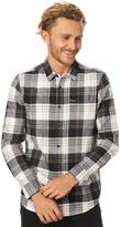 Volcom Caden Ls Mens Shirt Grey