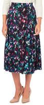 Eastex Grain Leaf Jersey Skirt