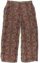 Vince Camuto Two by Womens Printed Casual Wide Leg Pants