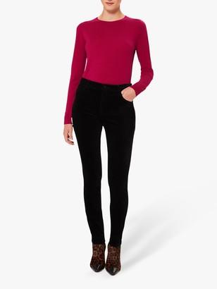 Hobbs Velvet Marianne Jeans