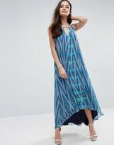 Adelyn Rae Printed Maxi Dress