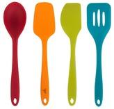 Core Home Multicolor Silicone Baking Utensils - Set of 4