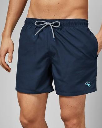 Ted Baker PLANKTN Plain swim shorts with pocket