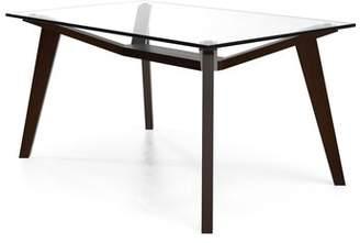 Modern Rustic Interiors Cooper Solid Wood Dining Table Modern Rustic Interiors Base Color: Coffee
