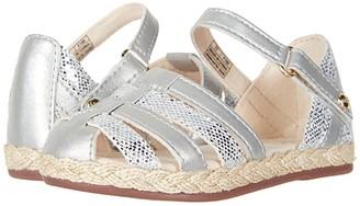 UGG Matilde Sparkles (Toddler/Little Kid) (Metallic) Girl's Shoes