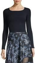 Fleur Du Mal Back Buckle Sweater