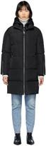 Mackage Black Down Raffy Coat