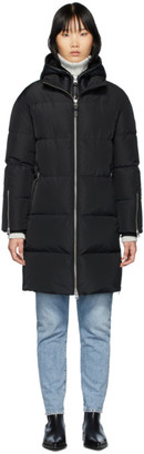 Mackage Black Down Raffy Coat