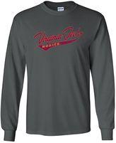 Men's Virginia Tech Hokies McFly Long-Sleeve Tee