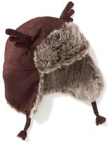 Old Navy Critter Trapper Hat for Boys