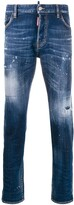 DSQUARED2 Underpatch Mercury jeans