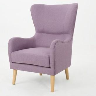Wrought Studio Preusser Wingback Chair Wrought Studio