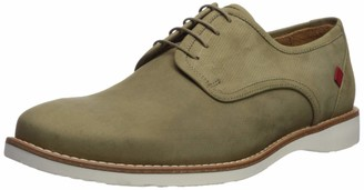 Marc Joseph New York Mens Genuine Leather Made in Brazil Bowery Street Oxford