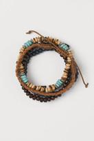 H&M 5-pack Bracelets - Beige