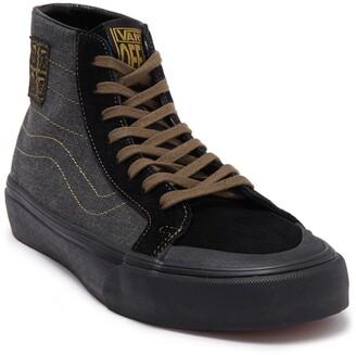 Vans Michael February Deconstructed SF Sk8-Hi Top Sneaker