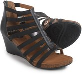 Sofft Mati Wedge Sandals - Leather (For Women)