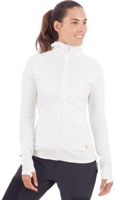 Mammut Aconcagua Light Hybrid Hooded Jacket - Women's