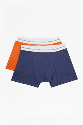 French Connenction 2 Pack Core Boxer Briefs