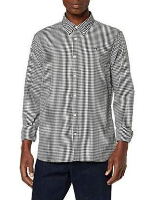 Scotch & Soda Men's Regular Fit-Classic Bb Check Shirt Casual,XX-Large