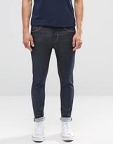 Pepe Jeans Pepe Nickel Skinny Jeans F46 Dark Indigo