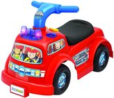 Fisher-Price Little People Lil' Fire Truck Ride-On Ride On