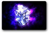 "Doctor Who Tardis Custom Non-Slip Machine Washable Decor Bathroom Indoor/Outdoor Doormat (23.6""x15.7"")"