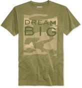 Sean John Men's Dream Big Camo T-Shirt