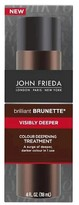 John Frieda Brilliant Brunette® Visibly Deeper Colour Deepening Treatment - 4 Fl Oz