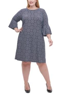 Tommy Hilfiger Plus Size Knit Dress