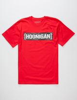 HOONIGAN Warriors Censor Bar Mens T-Shirt