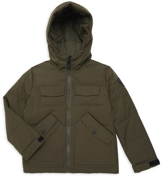 Pajar Little Boy's & Boy's Stefano Quilted Parka Jacket