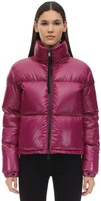 Moncler Rimac Nylon Laque Down Jacket
