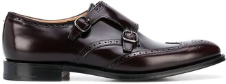 Church's Chicago monk shoes