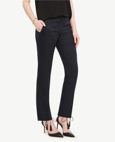 Ann Taylor The Petite Ankle Pant in Pindot - Kate Fit