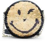 Asstd National Brand Sequin Crossbody Bag