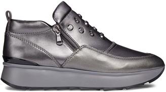 Geox Studded Platform Sneakers