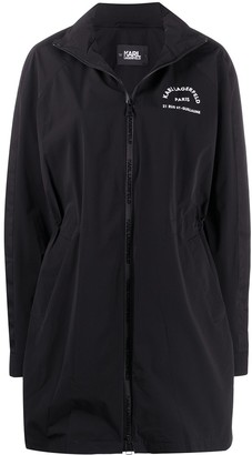 Karl Lagerfeld Paris Rue St. Guillaume zip jacket