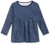 First Impressions Confetti-Print Cotton Babydoll Tunic, Baby Girls (0-24 months), Created for Macy's