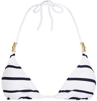 Heidi Klein Triangle Cup Bikini Top