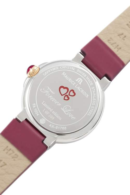 Maurice Lacroix Ladies Fiaba Limited Edition Watch FA1004-PVP11-550-1