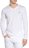 Lacoste Men's Long Sleeve T-Shirt