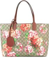 Gucci GG Blooms Supreme tote bag - women - Calf Leather - One Size