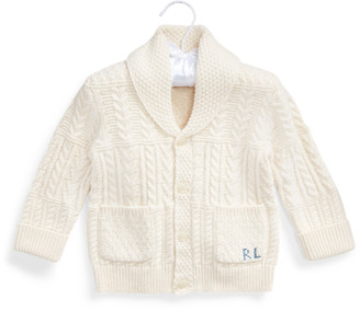 Ralph Lauren Fisherman's Shawl Cardigan