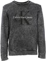 Calvin Klein Jeans Logo Print Sweatshirt