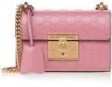 Gucci Padlock Mini Signature Shoulder Bag