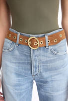 JJ Winters Grommet Leather Belt