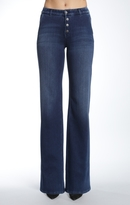 Mavi Jeans Linda Wide Leg In Mid Brushed Move