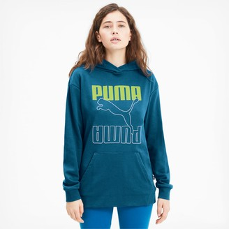 Puma Rebel Women's Elongated Hoodie