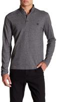 The Kooples Long Sleeve Polo Shirt